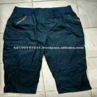 卡普里短裤