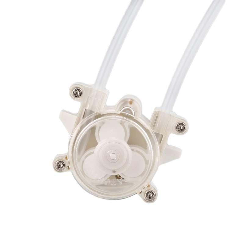 12v DC Motor Mini Electric Self Priming Peristaltic Metering Pump