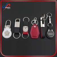 Leather Key Rings