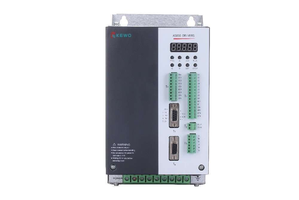 AC Motor Driving Control System