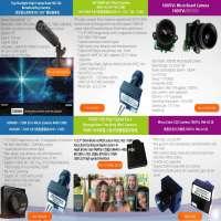 H.265 4K UHD Mini IP Cam, Micro Camara, Mini Camara, HD-SDI Camera, AHD 4in1 Cam, Micro Board Camera