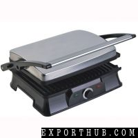 2slice Press Grill Power And Ready Light Indicator And Cord War