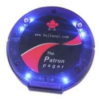 10pcs Coaster Pagers Queue Bell System