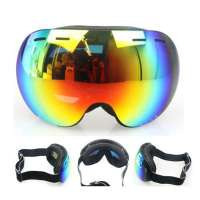 Snow Goggles HLSKG**3, UV**0 *-layers Comfortable Facefoam