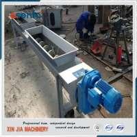 Vertical Wet Sand Machine Seamless Screw Conveyor