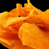 干芒果切片