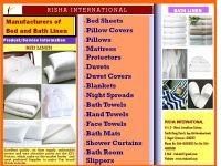 Bed Linen and Bath linen