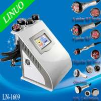 Supersonic Operation System 5 In 1 Rf Body Slimming Face Lifting Vacuum Cavitation Machine