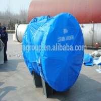 50m2 ASME Standards Spiral Plate Heat
