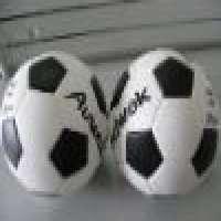 Rubber Pvc Football