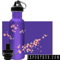 Stainless Steel Water Bottle Wide Mouth