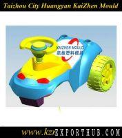 Plastic Kid Electric Car Mould Children Car Mould