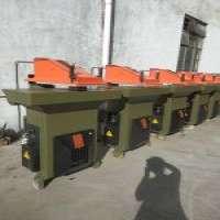 Hydraulic Clicker Atom Swing Arm Cutting Press Machine Used