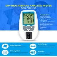 China Cheap Dry Biochemistry Analyzer Portable Blood Test Equipment
