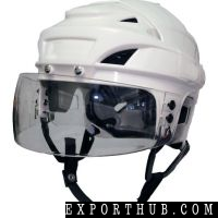 Ice hockey helmetshockey equipment