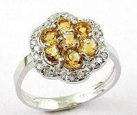 Silver Jewelry Gemstone