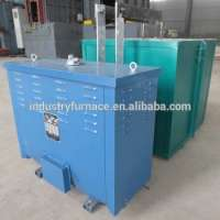 Heat Treatment Salt Bath Furnace Carburizing Nitriding Tempering Quenching Normalizing