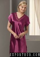 Silk Nightgown