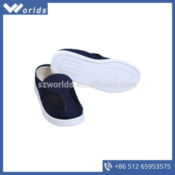 AntiStatic Unisex Canvas Safety Shoes