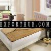 Quilted fleece blankets bedding mattress double layer pockets Sleeping mattress