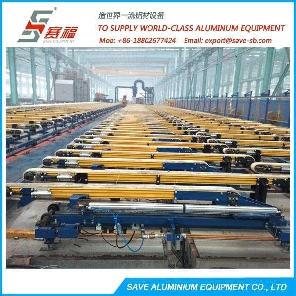 Aluminium Extrusion Profile Automatic Handling Equipment