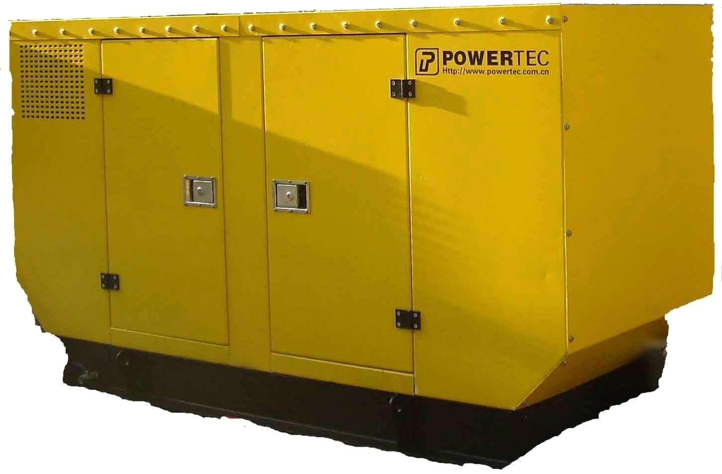 隔音柴油发电机