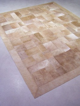 Design Carpets Premium Leather Rugs