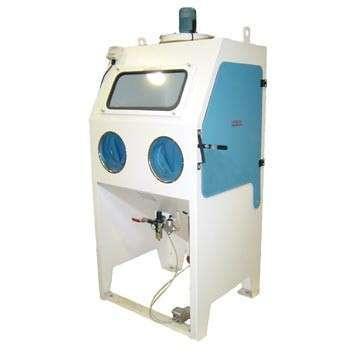 High Efficiency Sand Blasting Machine