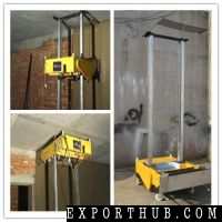 Cement Plaster Machine