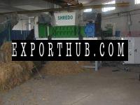 Paddy Straw Shredder
