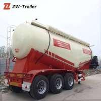 Bulk Cement Tanker Semi Trailer For Sale