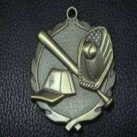 Die Cast Zinc Alloy Medal