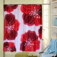 Polyester Bathroom Shower Curtain Hooks