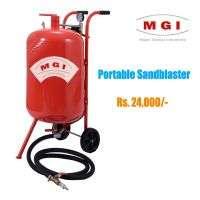 Portable Sandblasting Machine