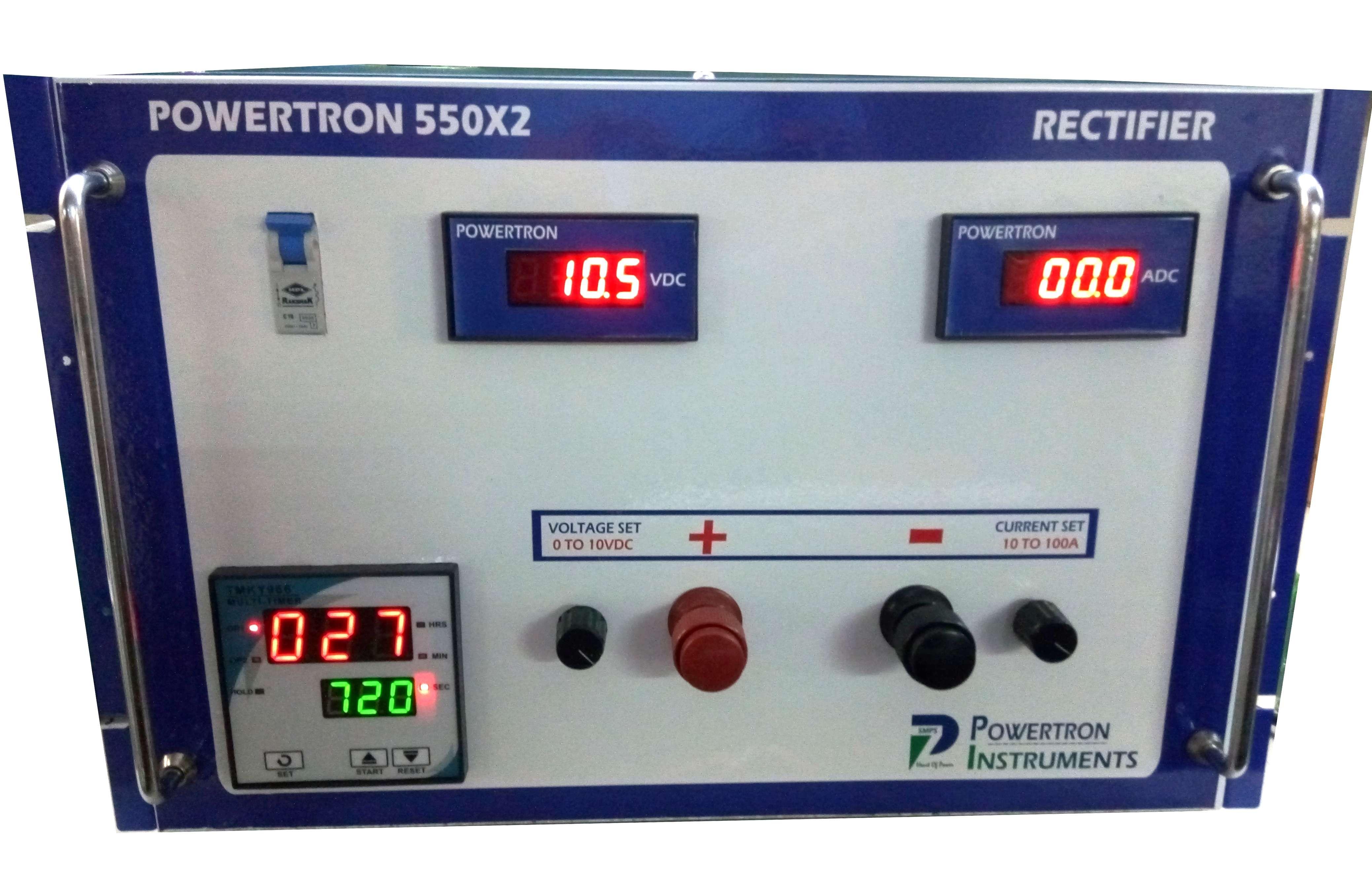 ELECTRO PLATING RECTIFIER