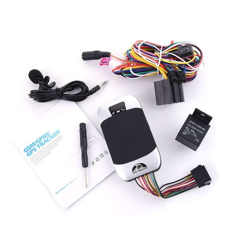 Car Gps Tracker 303G OEM GPS GPRS Tracking System