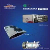 Stainless Steel Refrigerator Car Units