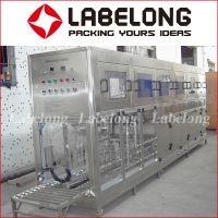 Automatic 5 Gallon Barrel Bottle WashingFillingCapping Machine Small