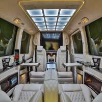 Mercedes-Benz V Class / Vito / Metris VIP Design