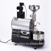 Househlod 1kg Coffee Roasting Machine BK1kg Electric Gas Coffee Bean Roaster