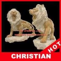 Lion Sculpture Lion Marble Statue