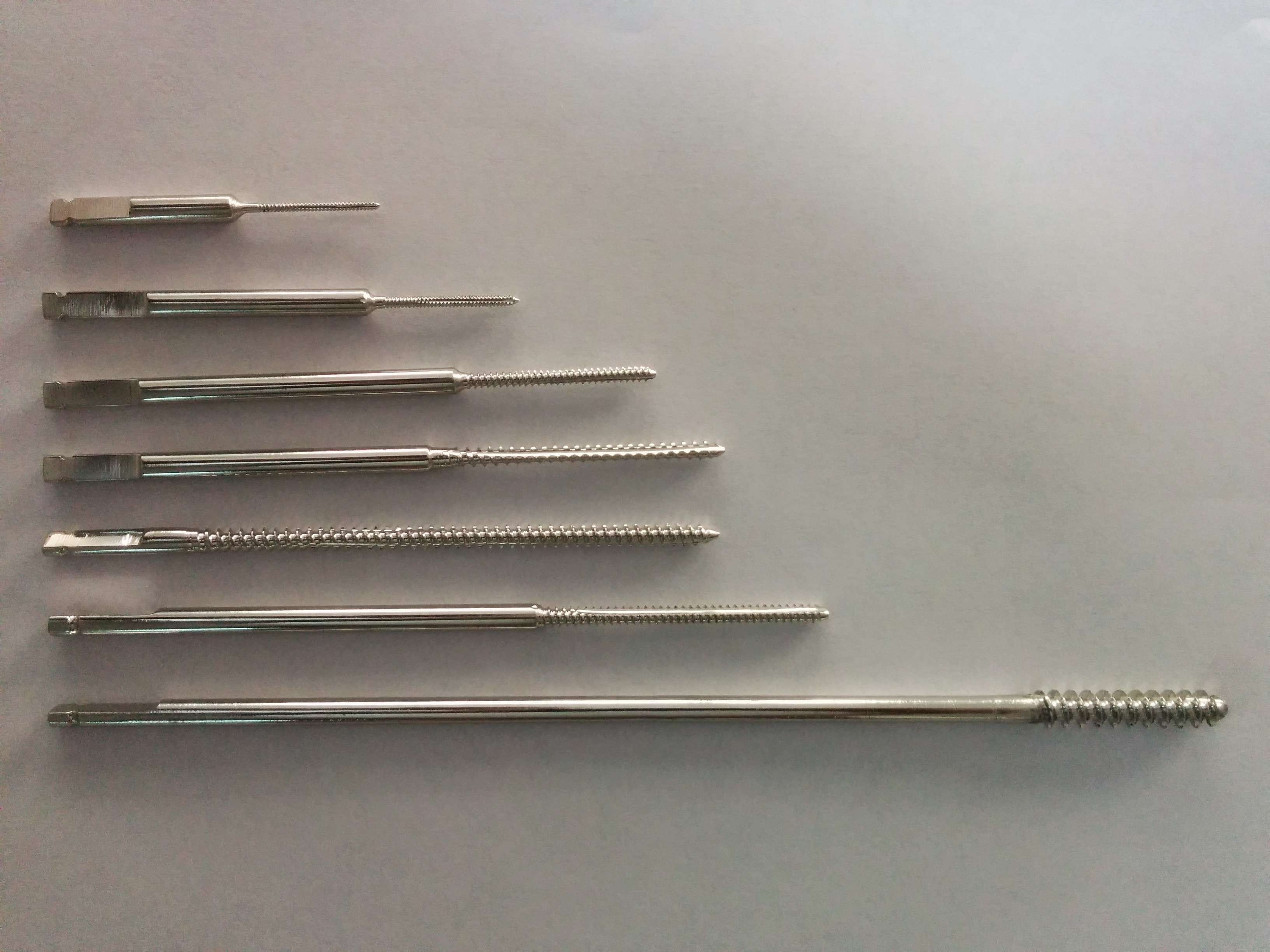 Bone Tap Quick Coupling Orthopedic Instrument