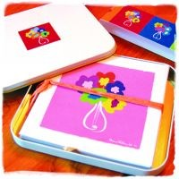 Artist Greeting Cards Gift Tins