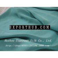 丝绸绉织物