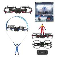 Remote Control Toys Stunt Board And Paraglider Radio Control Toy