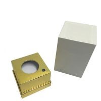 Packaging Soft Shiny Cardboard Paper Set Perfume Box