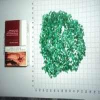 Natural Gemstone Emerald Ruby Topaz