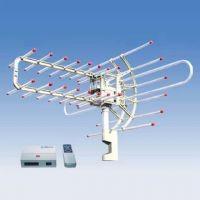 室内电视天线杆天线遥控旋转天线