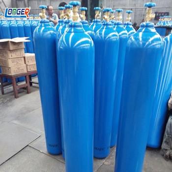 pressure industrial gas cylinder