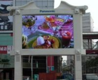 Outdoors LED Display Screen